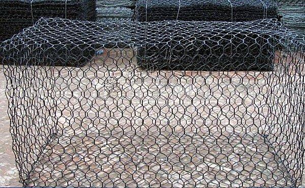 涂塑生态格网
